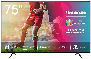 Hisense UHD 75AE7000F Smart TV 75″ - Mejor conexión