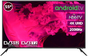 INFINITON 4K – Smart TV-Android TV