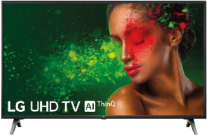 """LG 49UM7100ALEXA - Smart TV de gama media con 49"""""""