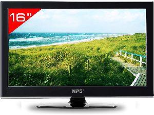"NPG NL-1666S TV 16"" – Mejor iluminación"