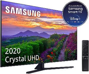 Samsung Crystal UHD 2020 TU8505 Serie 8500 - Smart TV de 43 pulgadas