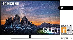 """Samsung QLED 4K GQ55Q80RGT, Smart TV 55"""" – Equipo de alta gama"""