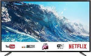 """Sharp 49BJ2E – Smart TV de 49"""" con imagen y audio realista"""