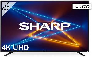 """Sharp LC-55UI7252E –televisor inteligente 55"""""""