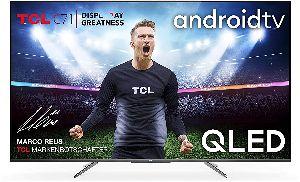 TCL QLED 50C715, Android TV - Equipo de menor precio