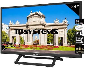"TD Systems K24DLM10H – Televisor LED 24"""