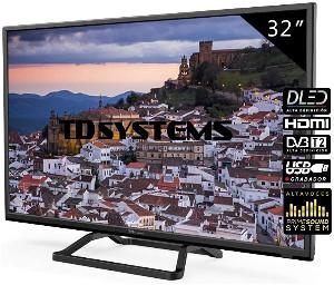 "TD Systems K32DLM10H – Televisor LED 32"""