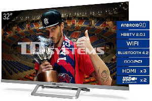 "TD Systems K32DLX11HS - Smart TV 32"""