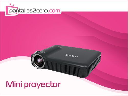 Los mejores miniproyectores del 2021