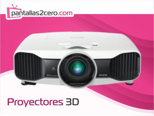 Los mejores proyectores 3D del 2021