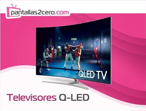 Los mejores televisores QLED del 2021
