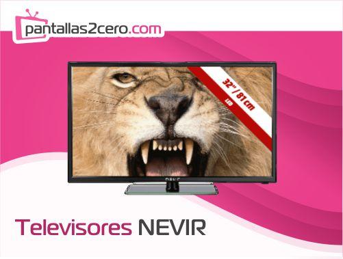 Los mejores televisores Nevir del 2021
