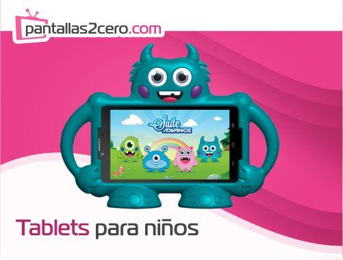Las mejores tablets para niños del 2021