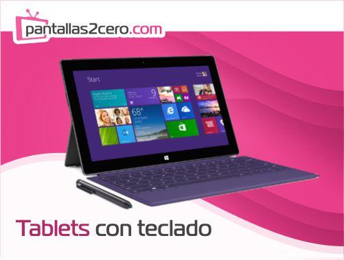 Las mejores tablets con teclado del 2021