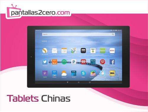 Las mejores tablets chinas del 2021