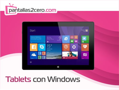 Las mejores tablets con Windows del 2021