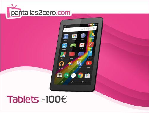 Las mejores tablets por menos de 100 euros del 2021