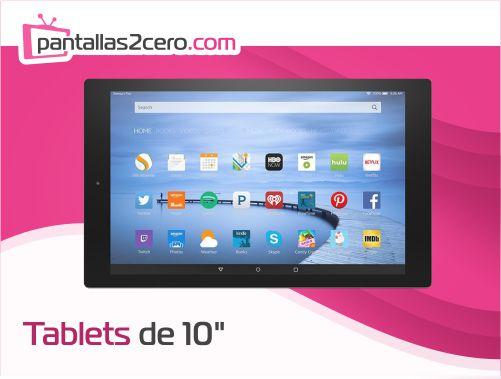 Las mejores tablets de 10 pulgadas del 2021