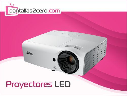 Los mejores proyectores LED de 2021