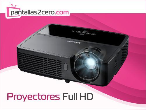Los mejores proyectores Full HD del 2021