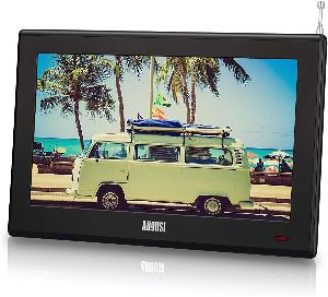 "August DA100C - Televisión Portátil TDT HD 10"" Pantalla LCD"