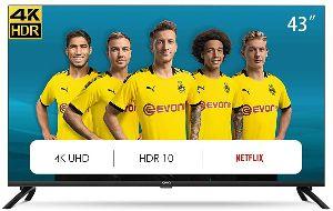 CHiQ U43H7L - Televisor Smart TV LED 4K UHD 43 Pulgadas