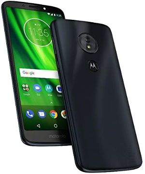 Moto G6 Play Motorola –Smartphone libre con potente batería