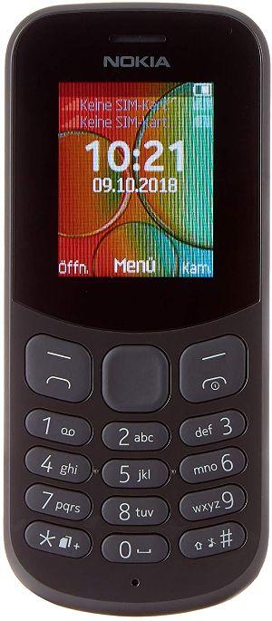 Nokia 130 Dual – un móvil libre y antiguo