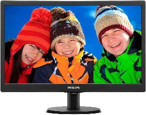 "Philips 193V5LSB2/10 - Monitor de 18.5"" tecnología WLED"