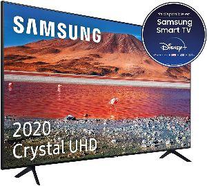 """Samsung Crystal 2020 43TU7005- Smart TV de 43"""", Resolución 4K UHD"""