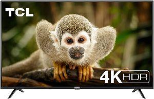 TCL 50DP602 – Netflix y YouTube a 4K