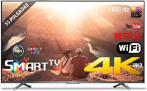 """TV LED 55"""" INFINITON 4K INTV-55 – Gran pantalla y bajo precio"""