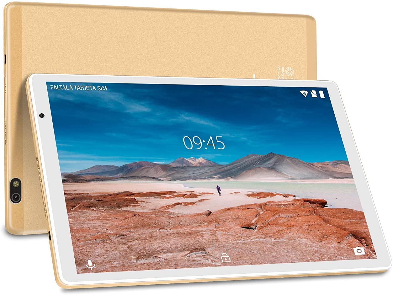 Tablet FACETEL Q3 – Accesorios incluidos