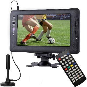 ZOSHING NS-901D - Televisor portátil, con batería recargable y sintonizador Digital DVB-T2