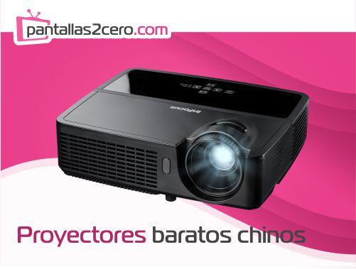 Los mejores proyectores baratos chinos del 2021