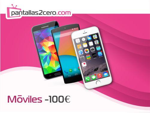 Los mejores móviles por menos de 100 euros de 2021