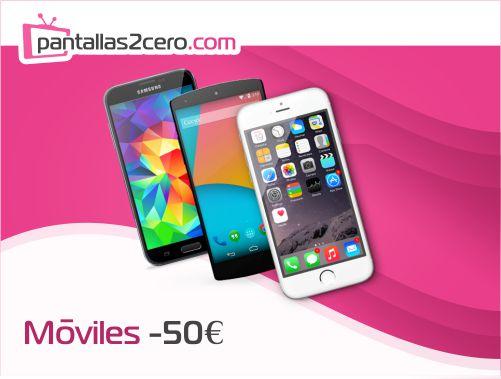 Los mejores móviles de menos de 50 euros del 2021