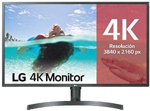 LG 32UK550-B Monitor- Mejor relación calidad-precio