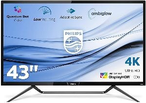 Philips Monitor 436M6VBPAB/00 - Un componente versátil