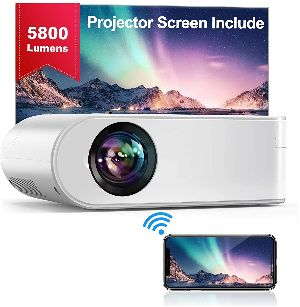 Proyector YABER V2 – Con WiFi