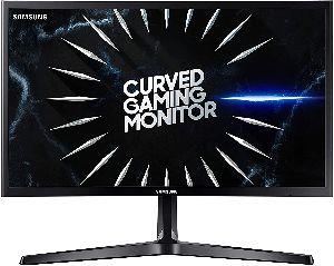 Samsung C24RG52 – El monitor curvo