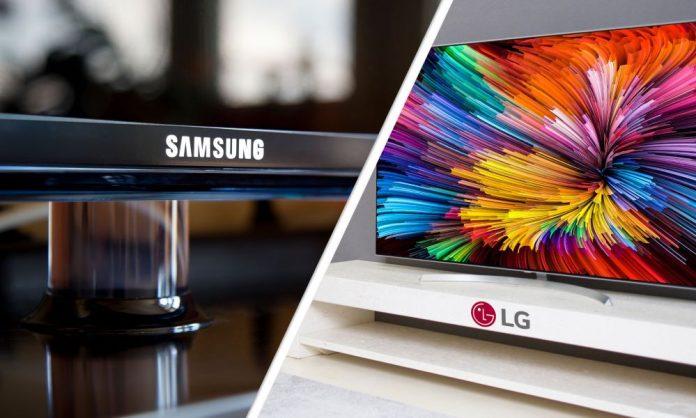 TV Samsung vs TV LG. ¿Qué marca de televisor es mejor?